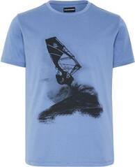 CHIEMSEE T-Shirt mit Foto Frontprint - z.T. GOTS zertifiziert