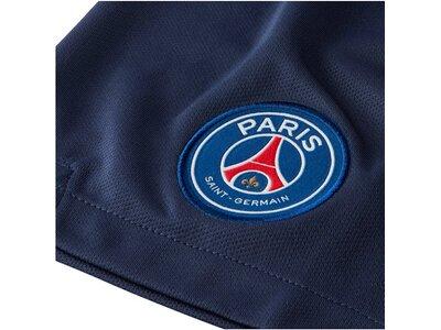 "NIKE Kinder Fußballshorts ""Paris Saint-Germain 2019/20 Stadium Home"" - Replica Blau"