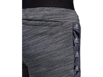"ADIDAS Damen Shorts ""Essential Tape"" Grau"