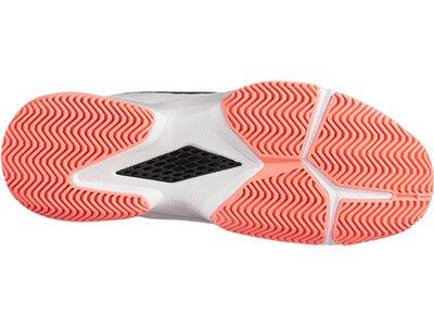 NIKE Damen Tennisschuhe Indoor Air Zoom Ultra Grau