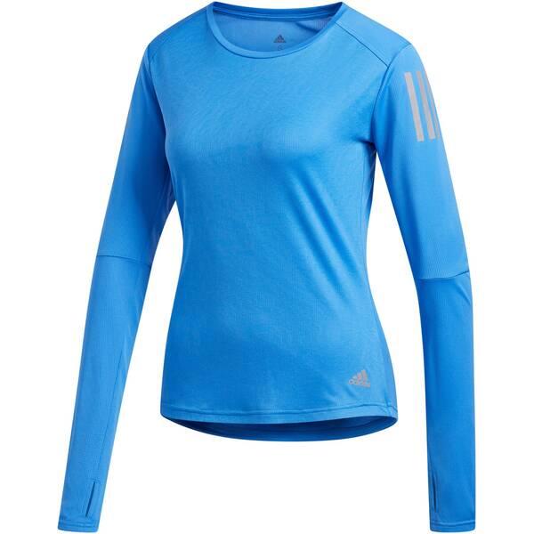 "ADIDAS Damen Laufshirt ""Own the Run"" Langarm"