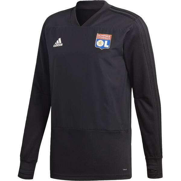 ADIDAS Herren Olympique Lyon Trainingstrikot