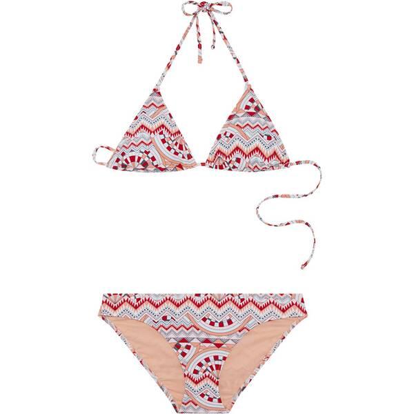 CHIEMSEE Triangle Bikini-Set gemustert