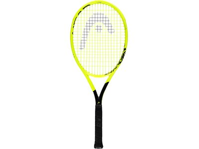 """HEAD Tennisschläger """"Extreme Lite"""" besaitet Gelb"""