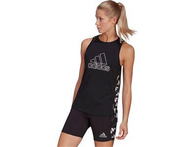 "ADIDAS Damen Trainingstop ""Own The Run Celebration"" Grau"