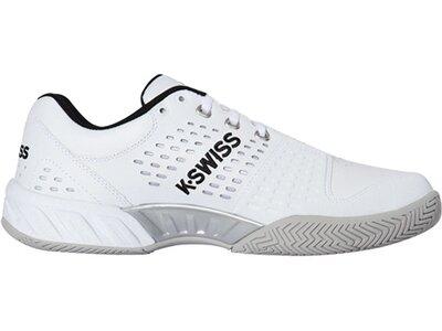 K-SWISSTENNIS Herren Tennisschuhe Outdoor Bigshot Light Weiß