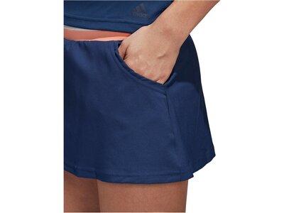 ADIDAS Damen Tennisrock Club Blau
