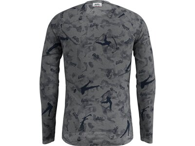 "ODLO Herren Funktionsunterhemd ""Active Warm Originals"" Grau"