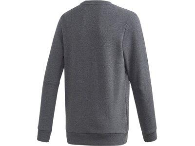 ADIDAS Jungen Sweatshirt Grau