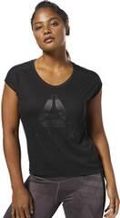 REEBOK Damen Workout Ready Supremium 2.0 T-Shirt