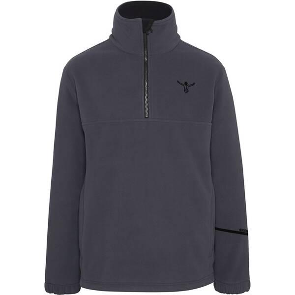 CHIEMSEE Sweatshirt aus winddichtem Fleece