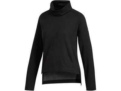 ADIDAS Damen Sweatshirt Schwarz