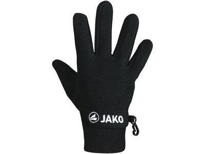 JAKO Equipment - Spielerhandschuhe Fleecehandschuh Schwarz