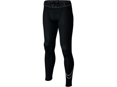 "NIKE Boys Tights ""Pro Combat Hypercool Compression"" Schwarz"