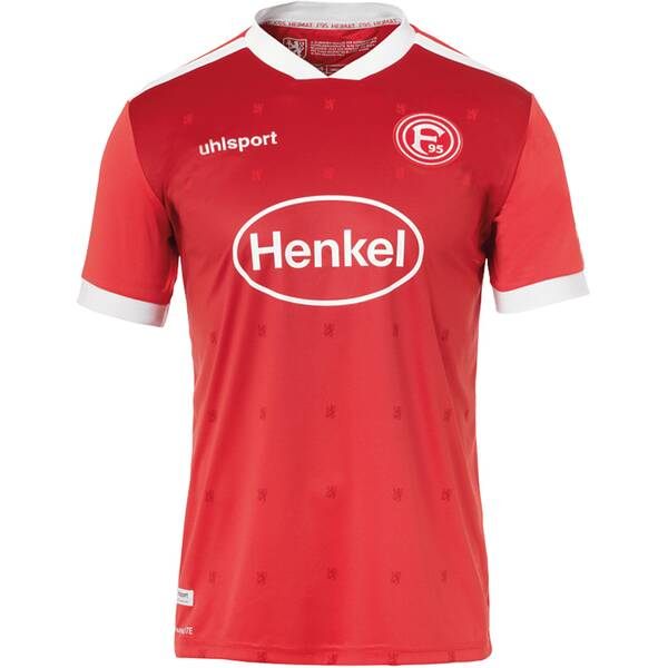 UHLSPORT Replicas - Trikots - National Fortuna Düsseldorf Trikot Home 2020/2021 Kids