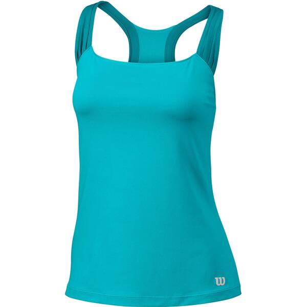 WILSON Damen Tennisshirt Core Classic Tank Ärmellos