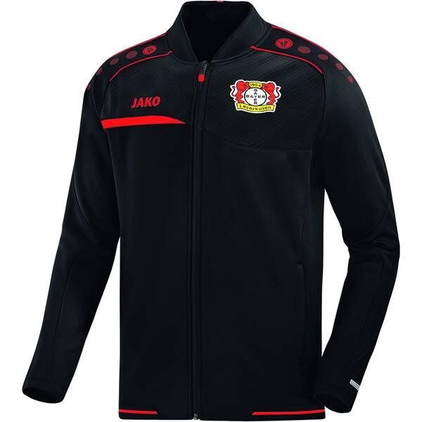 JAKO Herren Bayer 04 Leverkusen Einlaufjacke