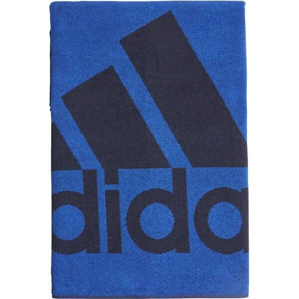 ADIDAS Herren adidas Handtuch L Blau