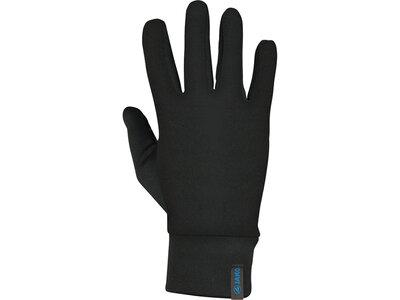 JAKO Equipment - Spielerhandschuhe Feldspielerhandschuh Funktion Schwarz