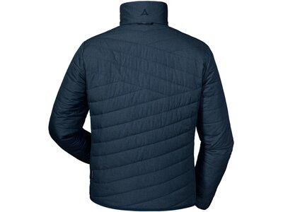 SCHÖFFEL Herren Outdoor Wendejacke Vent Jacket Adamont1 Blau
