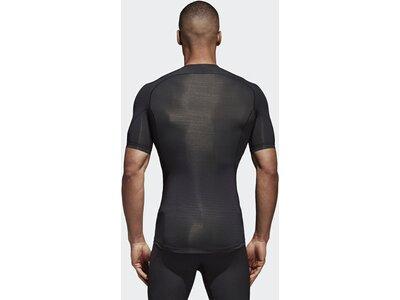 ADIDAS Herren T-Shirt Alphaskin Tech CLIMACHILL Schwarz