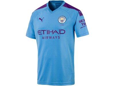 "PUMA Herren Fußballtrikot ""Manchester City Replica Heimtrikot"" Blau"
