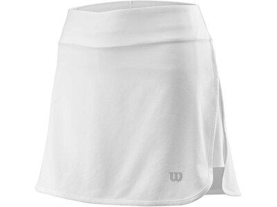 "WILSON Damen Tennisrock ""Condition 13,5"""" Silber"