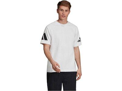 """ADIDAS Herren T-Shirt """"Athletics Pack"""" Weiß"""