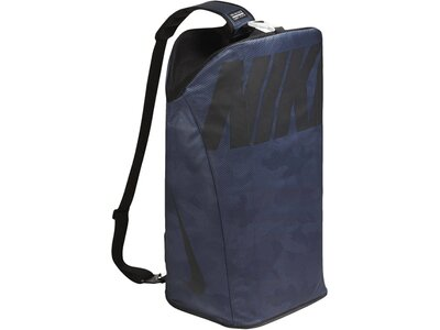 "NIKE Sporttasche ""Alpha Adapt Crossbody Graphic"" Grau"