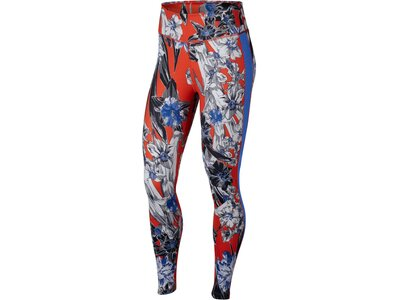 NIKE Damen Trainingstights Lila