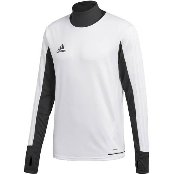 ADIDAS Herren Tiro 17 Trainingsshirt Schwarz