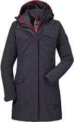 SCHÖFFEL Damen Doppeljacke 3in1 Jacket Storm Range L