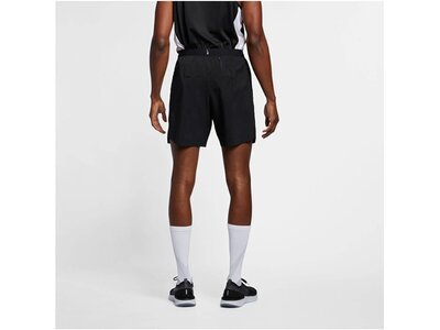 "NIKE Herren Trainingsshorts ""Flex Stride 7 in 2 in 1"" Schwarz"