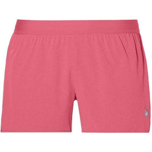 Hosen - ASICS Running Textil Hosen kurz 3.5 IN Short Woven Running Damen › Pink  - Onlineshop Intersport