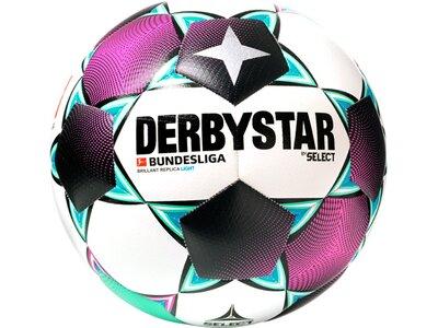 DERBYSTAR Equipment - Fußbälle BL Brillant Replica Lightball 350 Gramm Trainingsball Blau