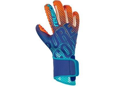 REUSCH Equipment - Torwarthandschuhe Contact Speed Bump 3 G3 TW-Handschuh Blau