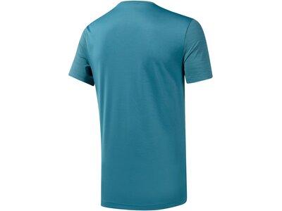 """REEBOK Herren Trainingsshirt """"WOR Activchill Graphic T"""" Blau"""