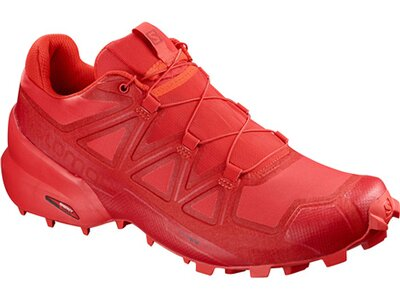 "SALOMON Damen Trail-Laufschuhe ""Speedcross 5"" Rot"