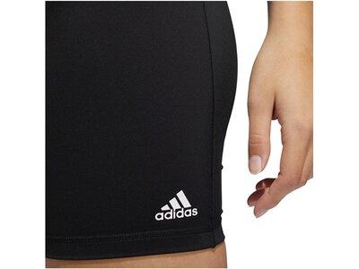 adidas Damen Believe This 2.0 kurze Tight Schwarz