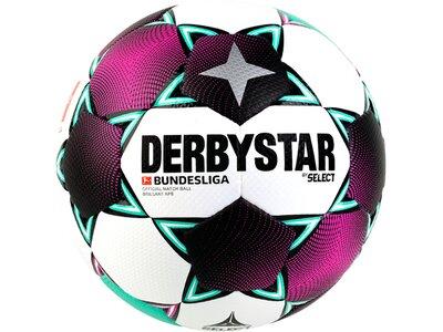 DERBYSTAR Equipment - Fußbälle Bundesliga Brillant APS Spielball Blau