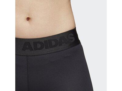 ADIDAS Underwear - Hosen Alphaskin Sport Short Damen Schwarz