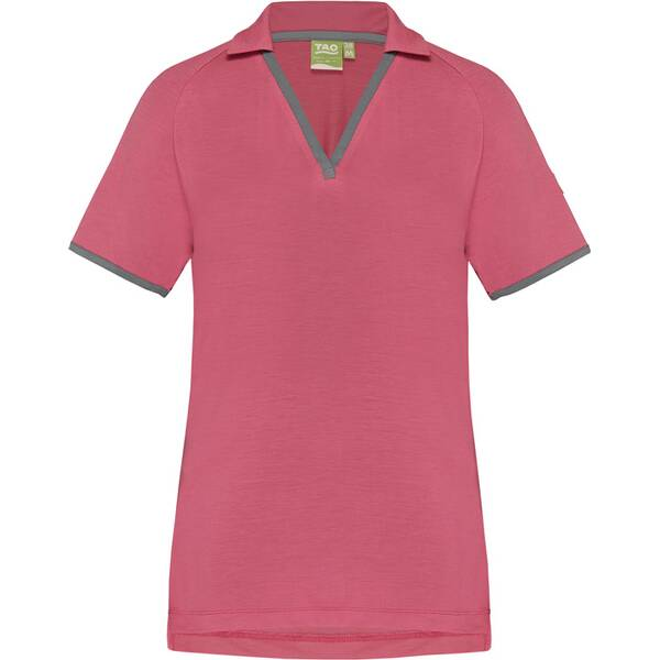 TAO Couletto nachhaltiges Damen Funktions Polo Shirt DEBBY