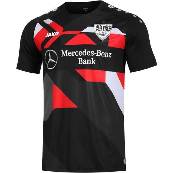 JAKO Replicas - T-Shirts - National VfB Stuttgart Warm-Up T-shirt Kids