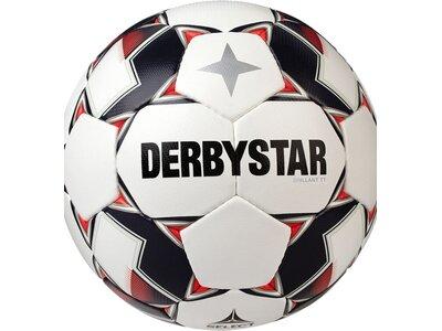 DERBYSTAR Equipment - Fußbälle Brillant TT AG V20 Fussball Grau