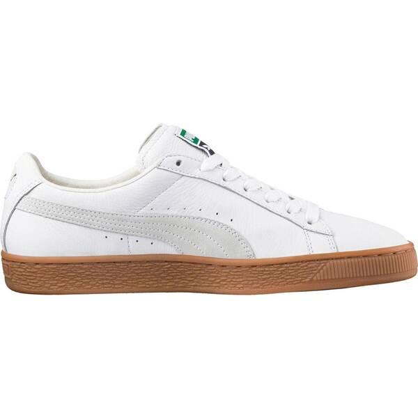 """PUMA Herren Sneaker """"Basket Classic Gum Deluxe"""""""
