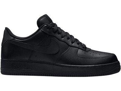 """NIKE Herren Sneaker """"Air Force"""" Schwarz"""