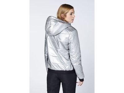 CHIEMSEE Outdoorjacke aus leichtem Primaloft-Material Grau