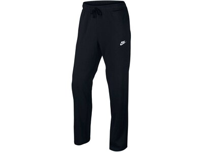 "NIKE Herren Trainingshose ""Sportswear Pant Jsy Club"" Schwarz"