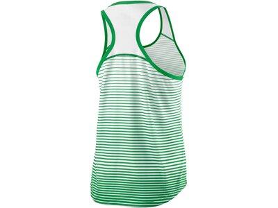 "WILSON Damen Tennis Tanktop ""Team Striped Tank"" Weiß"