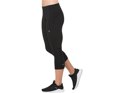 "ASICS Damen Lauftights ""Knee Tight"" 3/4-Länge Grau"